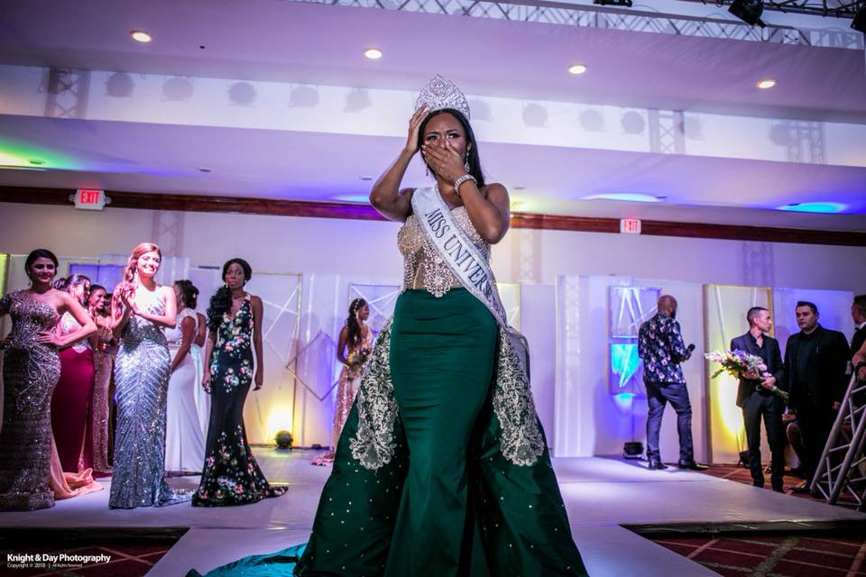 Jenelli Fraser is Miss Belize Universe 2018-2019 - The San