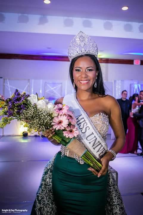 Jenelli Fraser is Miss Belize Universe 2018-2019 - The San