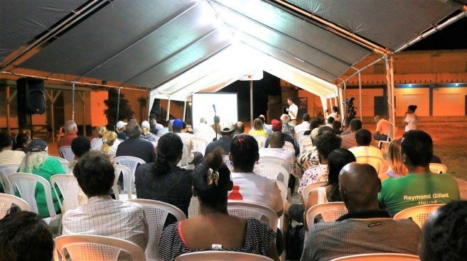 BEL hosts public consultation for the ESIA Report for Caye