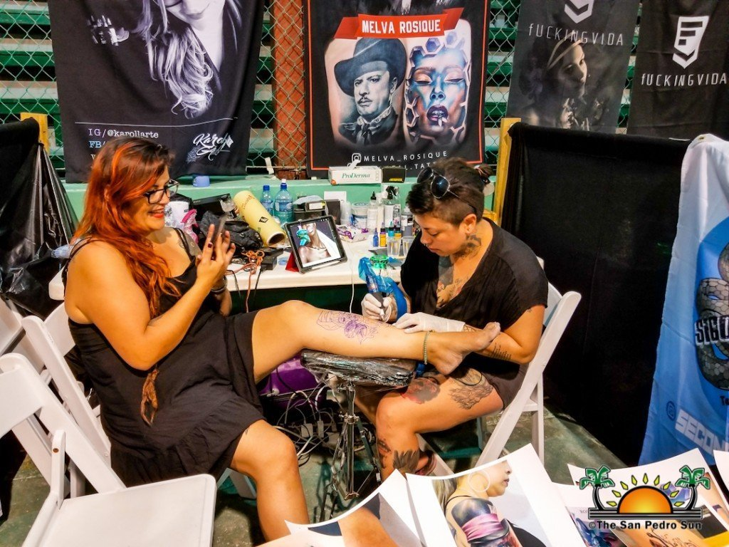 2019 Belize Expo Tattoo Festival Shines A Light On Talent