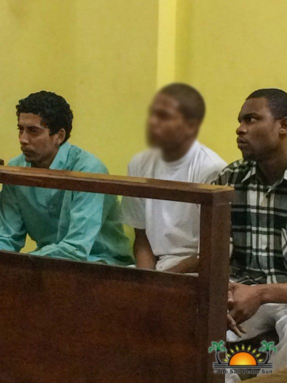 Murder charges against Christian Espat, Nigel Williams and