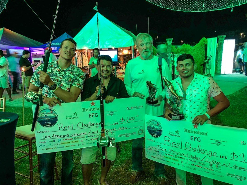 Belizean Fishing Teams Win Big At Billfish Open Fishing
