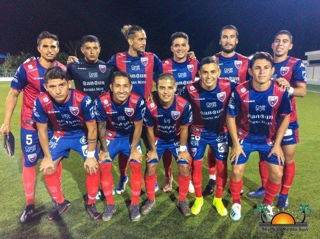 Atlante defeats San Pedro Pirates