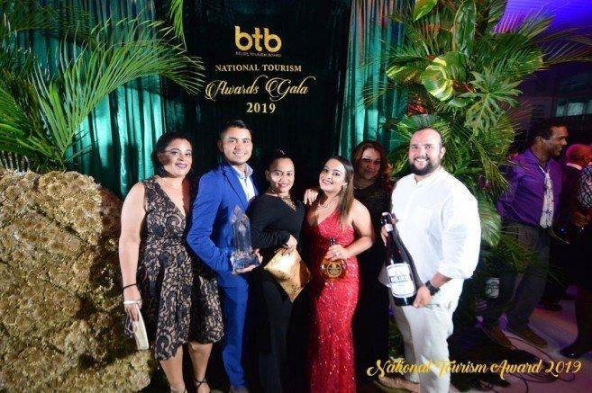 btb awards 2019 minister award