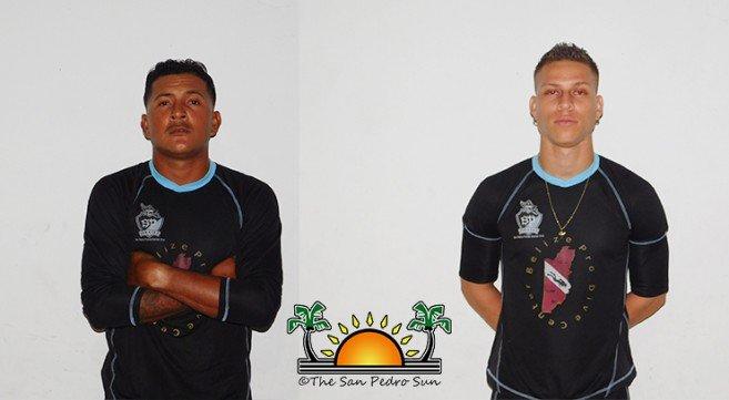 island football players